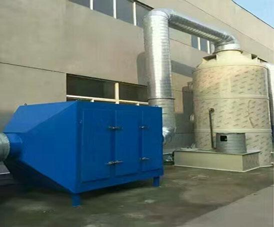 大型活性炭吸附设备