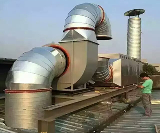 活性炭吸附废气净化设备