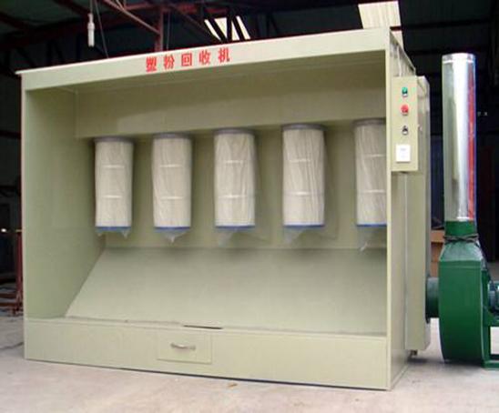 塑粉回收设备