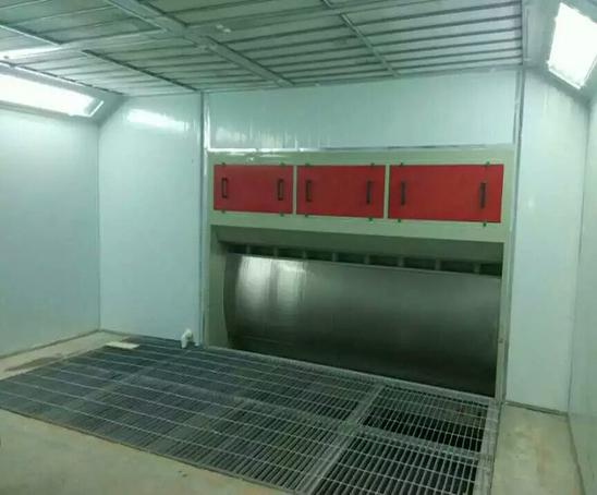 无泵水幕设备