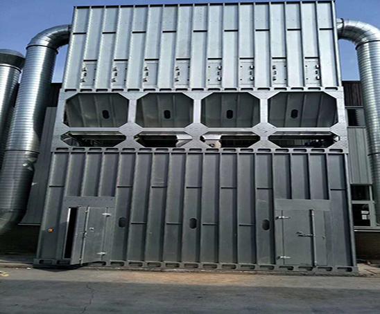 平度大型中央集尘设备