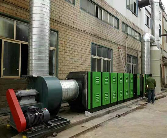青岛废气处理设备