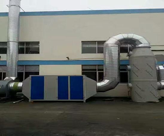青岛废气治理设备