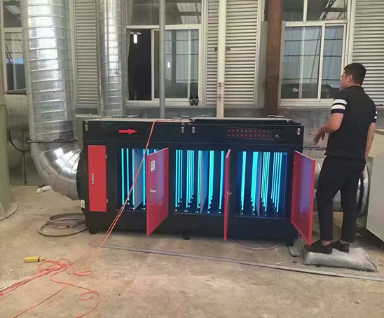 青岛环保光氧催化废气处理设备