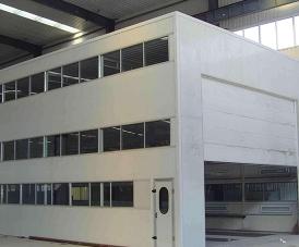 工业机械处理设备