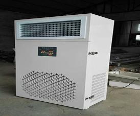 智能热风空调器