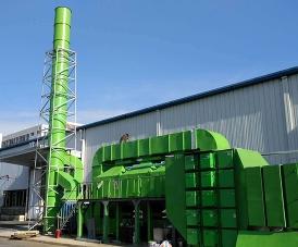 RCO活性炭吸附设备