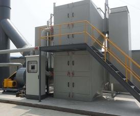 即墨催化燃烧废气处理设备