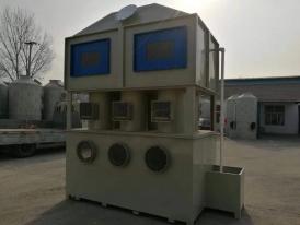 济宁环保烤漆房