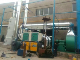 烟台废气处理设备